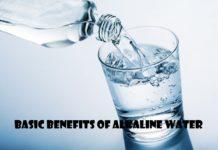 Basic Benifits of Alkaline Water