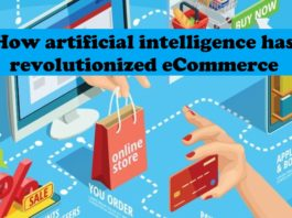 How Artificial Intelligence has Revolutionized eCommerce
