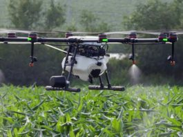 Use Of Drone Technology In The Agriculture Sector