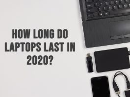 How long does a laptop last?