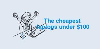 cheap Laptops Under 100