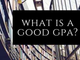 Good GPA