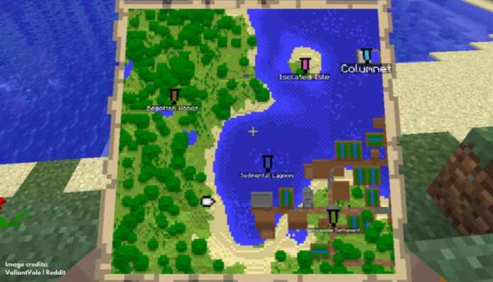 Make-map-in-minecraft