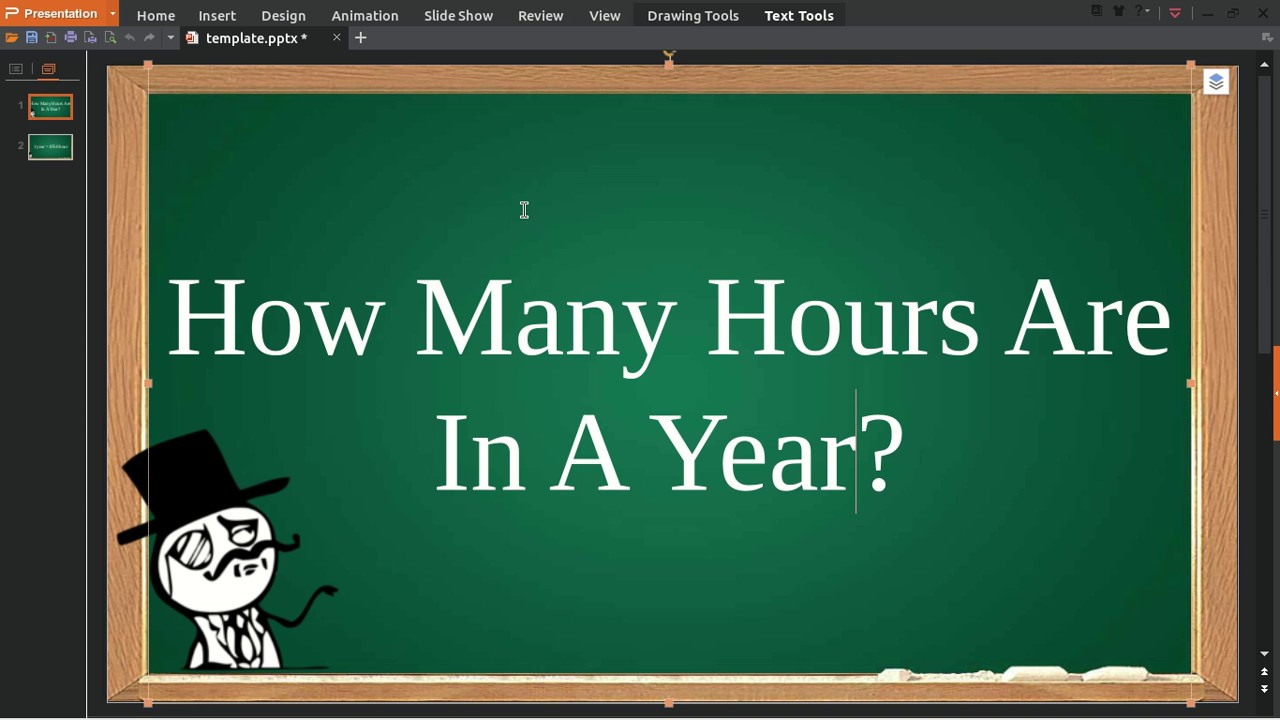 hours in a year