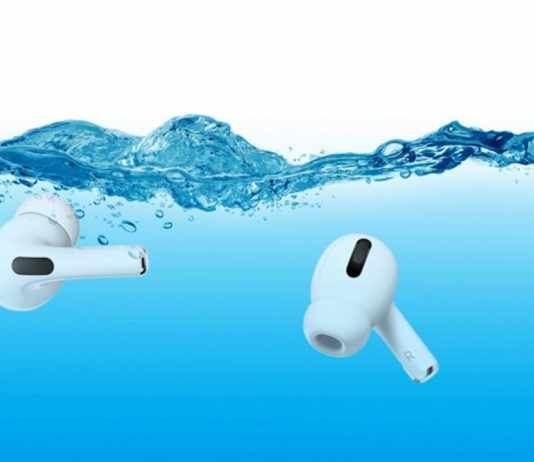 Are AirPods Waterproof