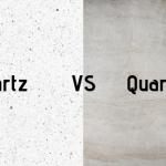 Difference between quartz and quartzite
