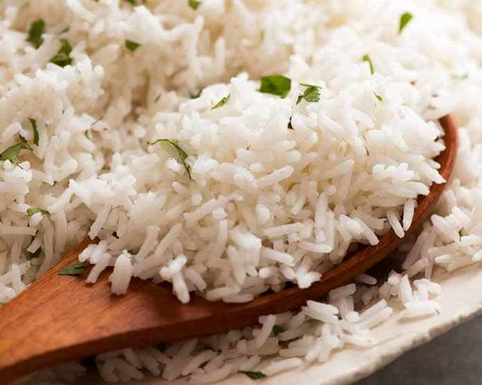 How to make rice?