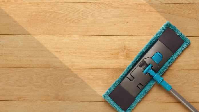 How to clean hardwood floors?