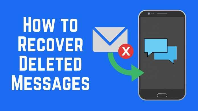 How to recover deleted text messages?