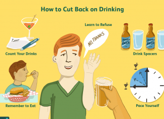 How to stop drinking